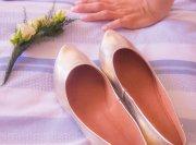 modne balerinki ze skóry